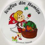 Logo Scufita din Homita