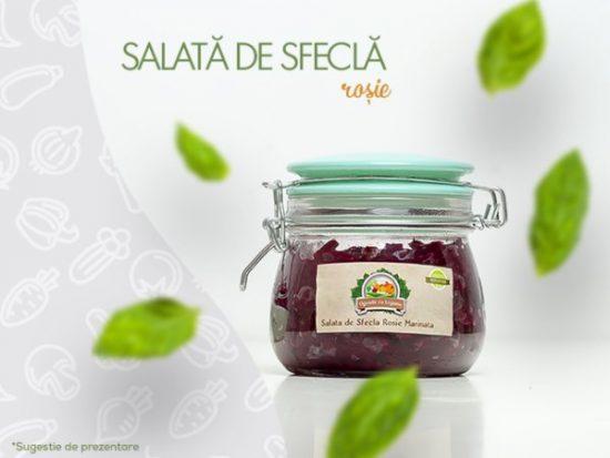 OgradacuLegume SalataSfeclaRosie