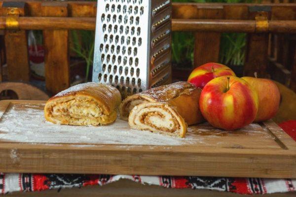 COsul cu paini Placinte