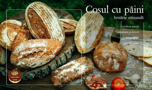 LINK Cosul cu paini paine cu maia 1