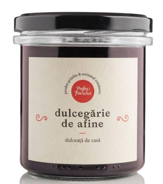 PoftaFocului DulcegarieAfine