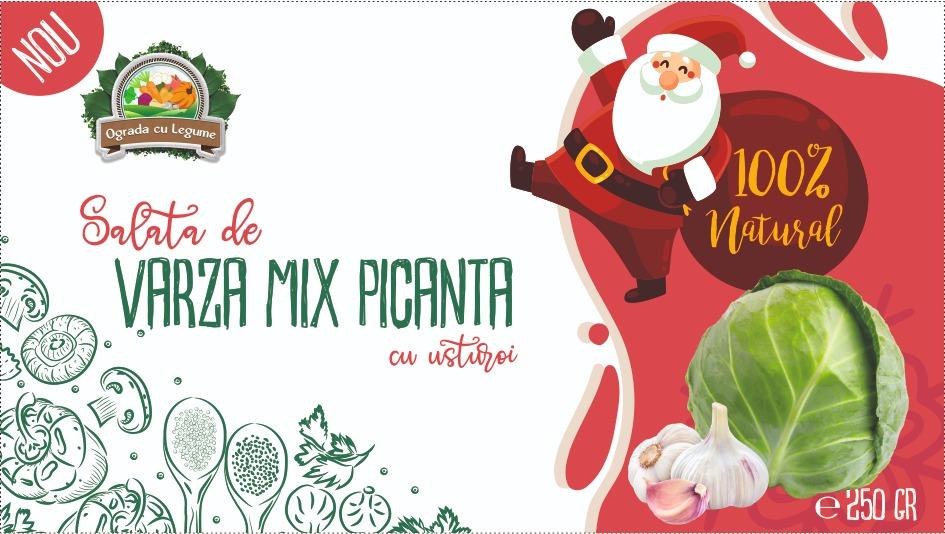 Varza Mix Picanta